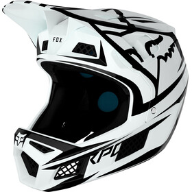 Fox Rampage Pro Carbon Bst Full Face Helmet Men white